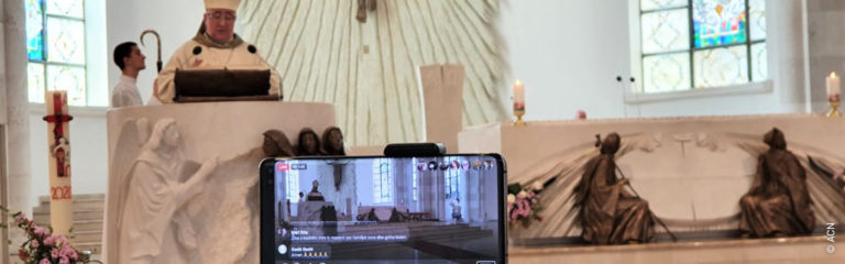 Kosovo: Technical equipment to enable live TV streaming from the Catholic cathedral in Pristina