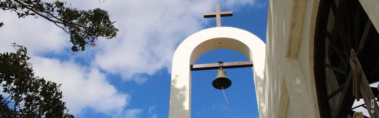 Cuba: La iglesia dedicada a san Juan Pablo II en La Habana se acerca a su fase final