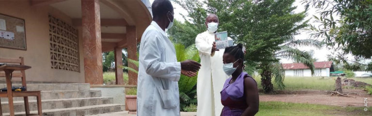 Liberia Mass Stipends for 9 Priests of Gbarnga