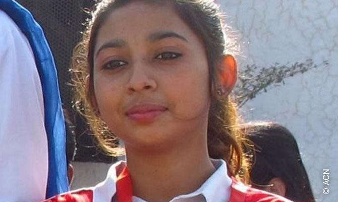 Maira Shahbaz.