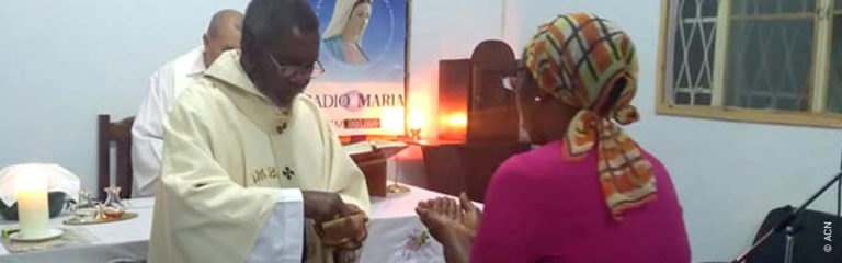 Contribution to the establishment of Radio Maria Mozambique