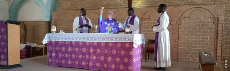 Chad: Mass Stipends for 30 Priests of Sahr