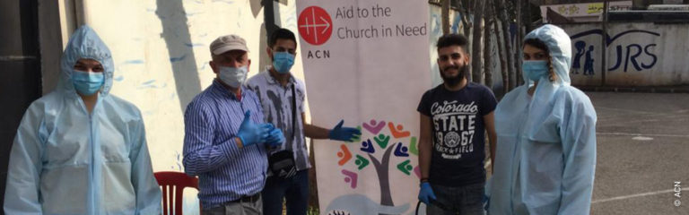 New emergency aid plan for Syrian Christians