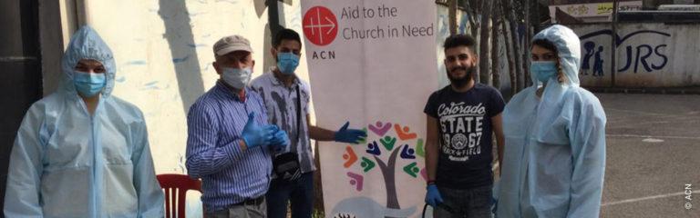 Nuevo plan de ayuda de emergencia para los cristianos sirios