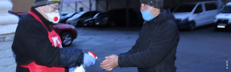 Ukraine: ACN response program to the COVID-19