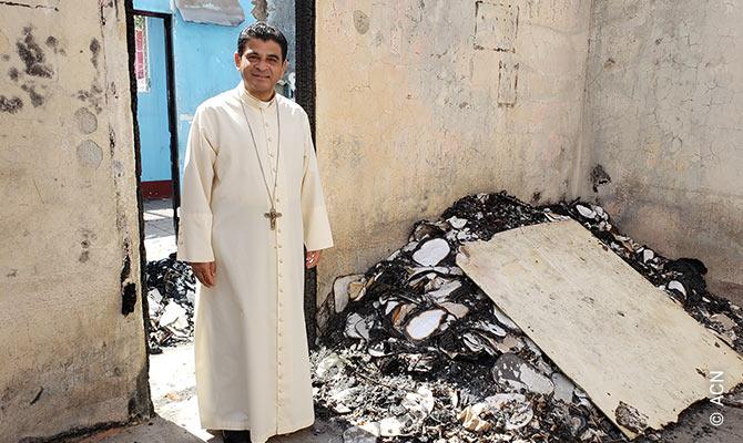 Contra la falsa doctrina sólo la verdad puede ayudar: Obispo Rolando José Álvarez Lagos.