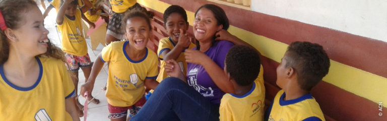 Brazil, the Diocesan Mission offers a missionary experience to young people who feel the vocational call to religious life