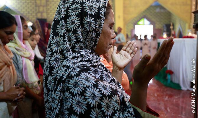 ACN ayuda a las iglesias locales a llevar a cabo sus diversas tareas.