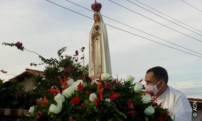 Brasil: ACN auxilia a los sacerdotes para que puedan proseguir sus actividades de ayuda en el estado de Ceará.