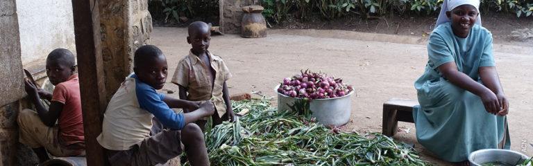 El coronavirus en la República Democrática del Congo: ACN también presta ayuda a religiosas