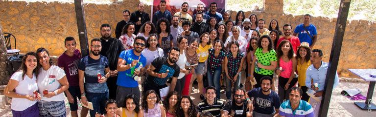 Egipto: Actividades pastorales de verano para niños y jóvenes de Alejandría