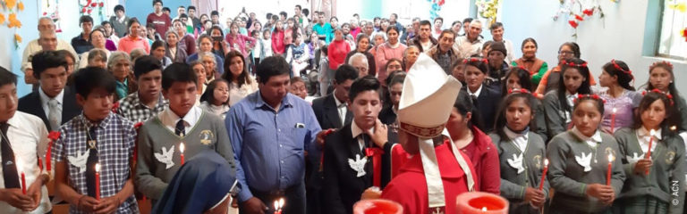 Peru: Help for the training of catechists in the territorial prelature of Chuquibambilla, in the Peruvian Andes