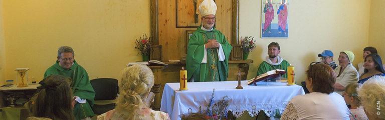 Russland: Pastoralreisen der Priester in der Diözese St. Clemens im Jahr 2020