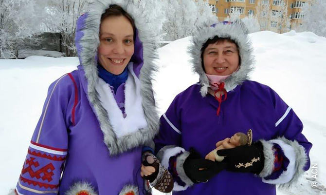 Religious sisters in Russia at the side of the marginalised during the Coronavirus crisis.
