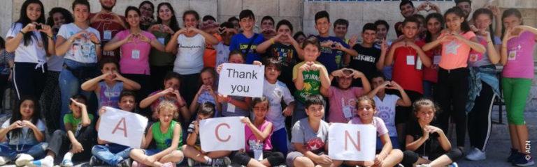 Diez años de conflicto en Siria: ACN Internacional pide a la comunidad internacional que facilite la ayuda humanitaria