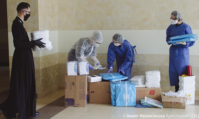 Ucrania: Los sacerdotes entre los grupos de riesgo necesitados de protección ante el COVID19.