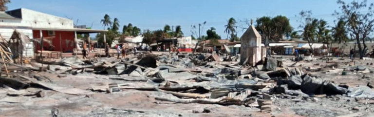 """Mozambique: Carmelite sisters testify to the """"barbarity"""" of the jihadists after three days of violence in Cabo Delgado"""