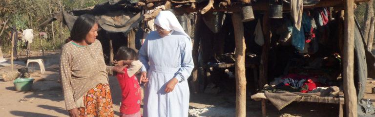 Ayuda al sustento: Hermanas de la sonrisa