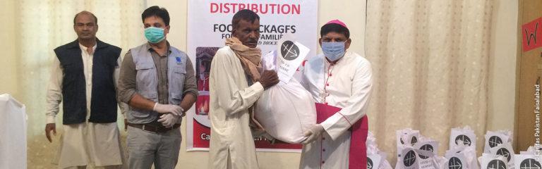 Pakistan: Une bouée de sauvetage pour ceux qui sont dans l'indigence