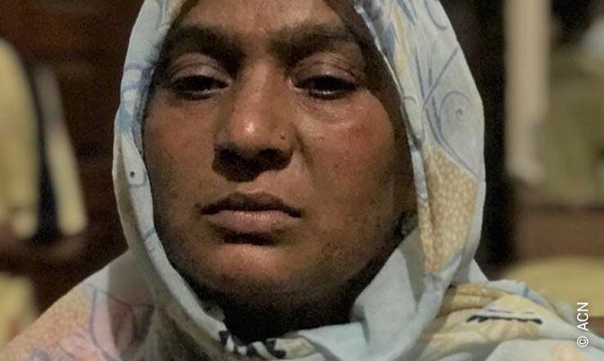 Nighat Shahbaz, Maira´s mother.