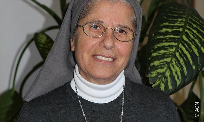 Sister Joseph-Marie Chanaa.