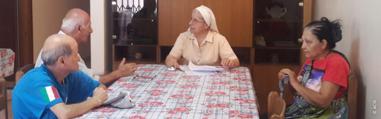 Syria: the worsening plight of the poorest Christian families in Damascus