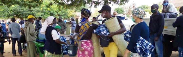 """Comunidade internacional está ausente do problema"" de Cabo Delgado, diz eurodeputado"