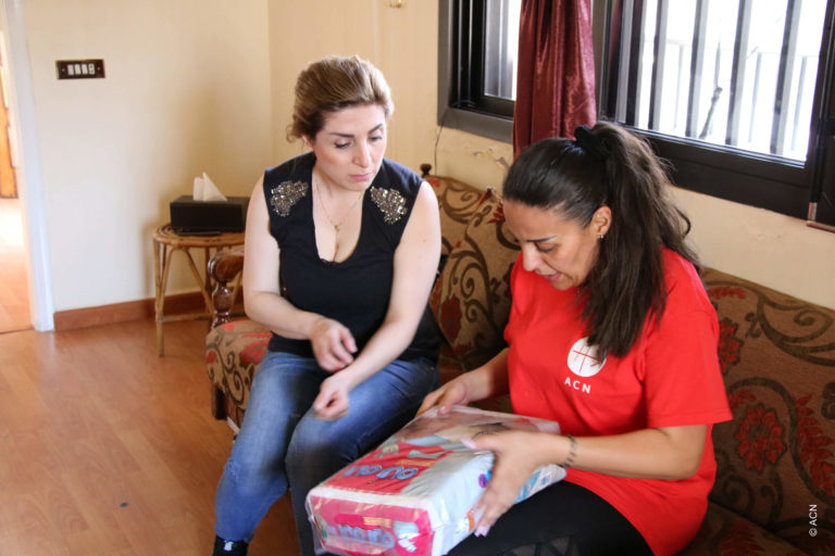 How ACN is striving to bring hope to Lebanon