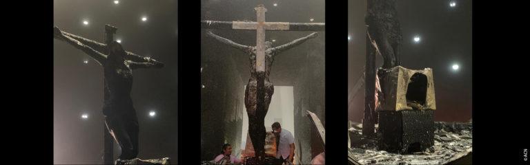 Nicaragua: La fundación pontificia ACN condena el ataque terrorista a la catedral