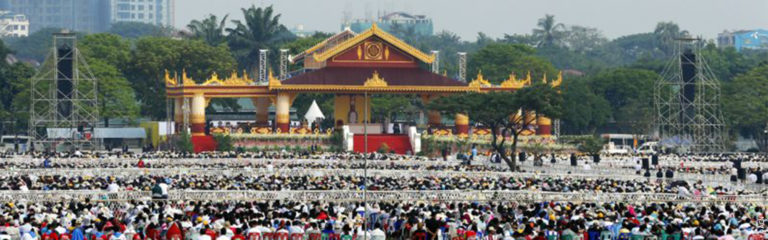 Myanmar necesita la voz profética y la valentía moral de sus líderes religiosos para construir la paz y la justicia