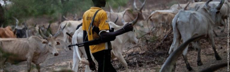 Nigeria, el país más poblado del continente africano, está en guerra