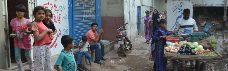 Familias cristianas expuestas a la destrucción de sus hogares en Pakistán – ACN recoge su testimonio