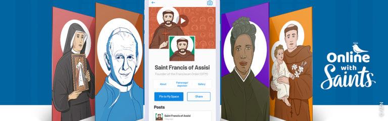 Albania, Encuentro en la red… con los santos