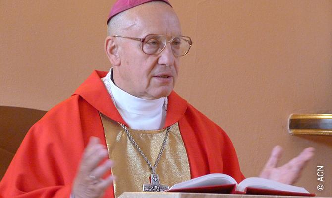 Archbishop Kondrusievicz.