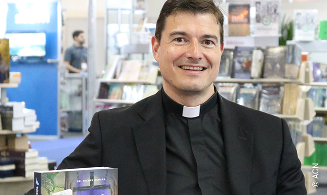 Father Michel Remery.