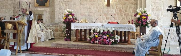 Liban: Aide à la formation pour sept futurs prêtres
