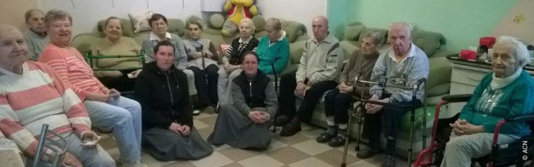 Rusia: Ayuda al sustento para 69 religiosas