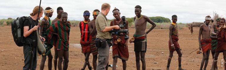 """Etiopía. """"Dios es de todas las culturas, de todos los clanes"""""""