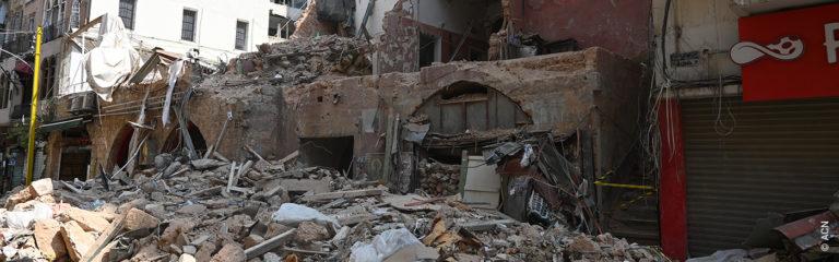 """Arzobispo de Beirut: """"Queremos saber la verdad sobre la explosión"""""""