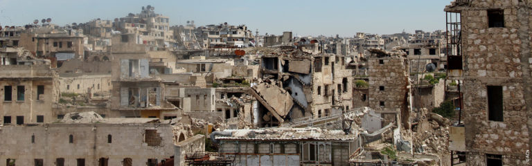 Syrie : «Les sanctions n'ont pas d'autre conséquence que de plonger les gens dans la misère»
