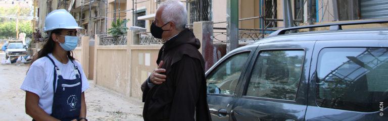 """Libanon: """"Der demographische Wandel darf nicht die Bedeutung der Existenz christlicher Gemeinschaften im Nahen Osten schmälern"""""""