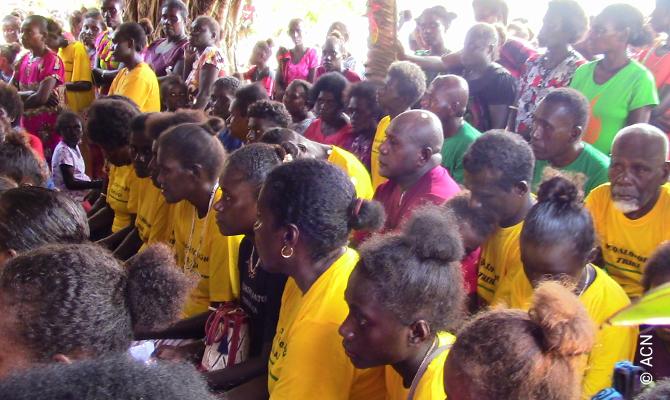 Îles Salomon: des offrandes de messe pour 16 prêtres du diocèse de Gizo.