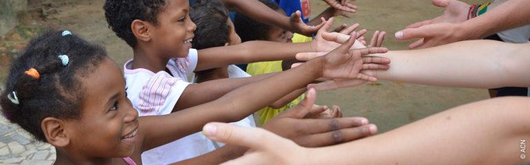 """Brasilien: """"Ihre Spenden retten Leben"""""""