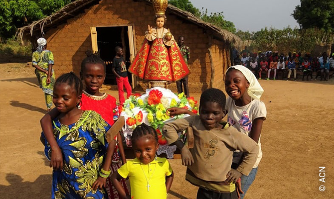Central African Republic: a jubilee year overshadowed by violence.