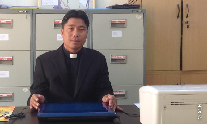 Fr. Ignatius Nyan Htoo.