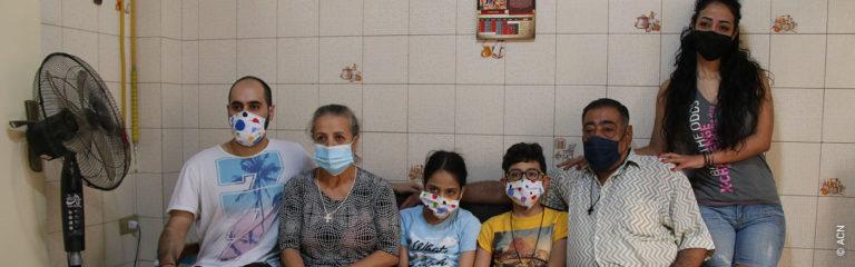 Libanon: Die Kirche lässt Flüchtlinge und Bedürftige trotz der Krise nicht im Stich