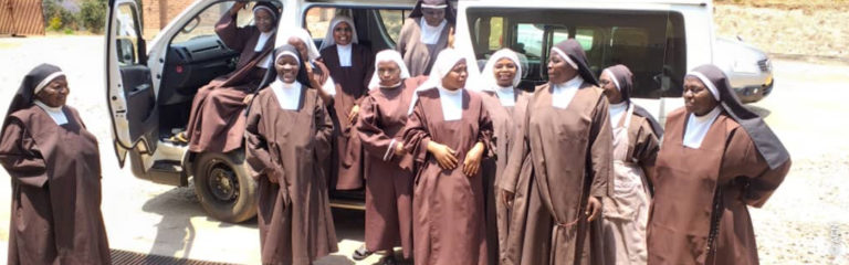 Malawi: a vehicle for the Carmelite Sisters in Zomba