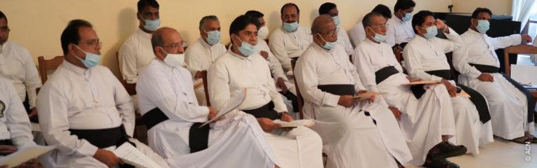Sri Lanka: Cursos de formación continua para la pastoral en situaciones traumatizantes para sacerdotes, religiosas y laicos