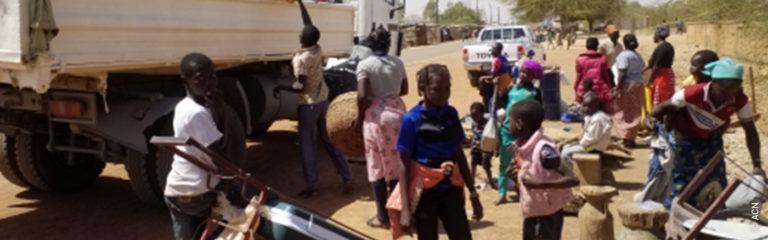 Burkina Faso: Atrapados entre dos frentes