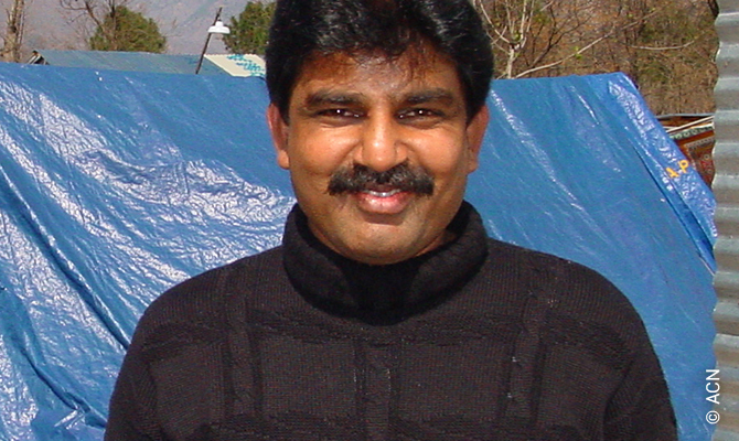 The brother of Shahbaz Bhatti, the Pakistan government minister who gave his life for persecuted faith groups.